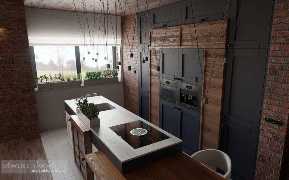 Blaty kuchenne - spiek kwarcowy i beton
