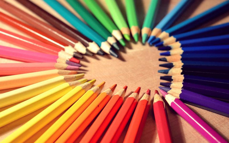 Jak widzimy barwy