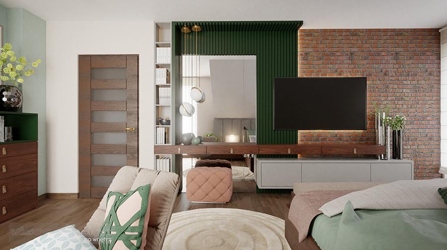 Sypialnia Mogilany